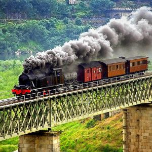 Historic Douro Train