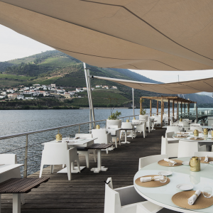 Restaurantes no Douro